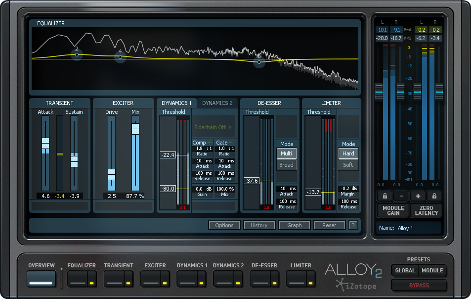 iZotope_Alloy2_Overview
